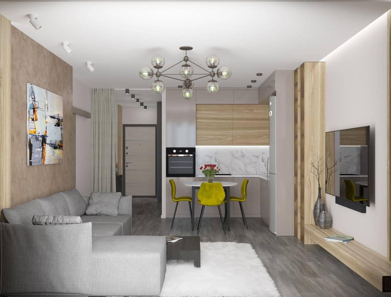 дизайнерский ремонт дома